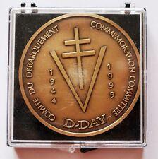Medaille D-Day 1944-1999 Comite du Debarquement