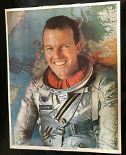 Autographed 8x10 photo of  L. Gordon Cooper ASTRONAUT