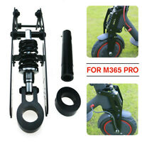 Black Steel Front Suspension Kit for Xiaomi Mijia M365 and M365 Pro Scooter #.