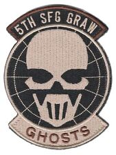5th Special Forces Group GRAW Patch Hook And Loop