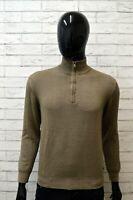 Maglione Cardigan Uomo NAPAPIJRI Taglia Size S Pullover Lana Felpa Sweater Man