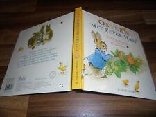 Beatrix Potter -- OSTERN mit PETER HASE// POP UP MÄRCHENBUCH/Aufklapp-Bilderbuch