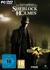 Das Testament des Sherlock Holmes Deutsch Top Zustand