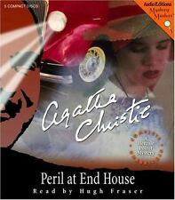 Mystery Masters: Peril at End House by Agatha Christie (2005, CD, Unabridged)