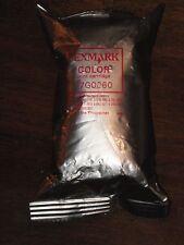 Brand New Lexmark 60 Color Ink Cartridge # 60