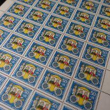 feuille sheet Bogen Deutschland berlin Nr.265 x50 1966 neuf luxe mnh