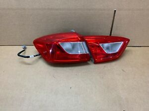 OEM 2016 2017 2018 2019 CHEVROLET CRUZE SEDAN TAIL LIGHTS LEFT BOTH LH LIGHTS