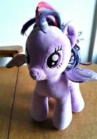 "My Little Pony Lilac Unicorn Build a Bear 15""  Soft Toy Plush Comforter. EXC"