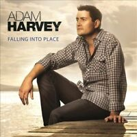 Adam Harvey - Falling into Place [New & Sealed] CD