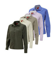 Craghoppers Womens/Ladies Nosilife Darla Long Sleeve Travel Shirt