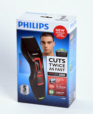 Philips Series 3000 Cordless Rechargeable Hair Clipper Haircut Kit (HC3420)