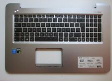 Topcase Clavier PC Portable Asus R753U SILVER / 13NB0A03AM0101