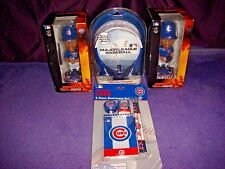 Chicago Cubs Lee & Zambrano bobble heads, headphones & Stationery set- Cubs fans