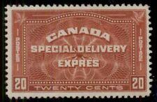 CANADA #E4 20¢ Spec. Del, og, NH, VF, Scott $125.00