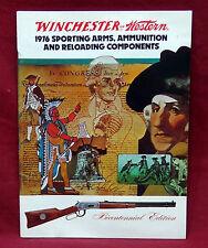 Winchester 1976 Bicentennial Edition Retailer's Catalogue, New/Old Stock