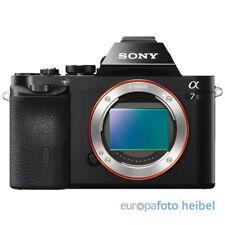 Sony Alpha ILCE-7S Gehäuse Body vom Fachhändler Vollformat Sony Alpha A7s