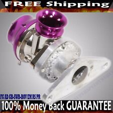 BOV+Adapter for Subaru WRX Top Mount Intercooler Flange to Greddy bov Flange