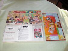 Cluedo Junior - Das Detektivspiel für junge Spieler - Parker 1993 - Kultspiel !