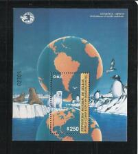 "CHILE. Año: 1989. Tema: ""WORLD STAMP EXPO-89""."
