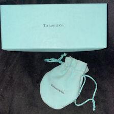 Tiffany & Co Rectangular Box & Pouch 🎁