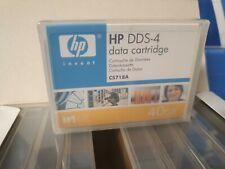 HP DDS-4 40GB Cartucho datos C5718A Data Cinta Digital Data Storage Cartdridge