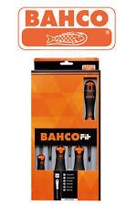 Bahco Bahb219026 Fit Set cacciaviti di 6 a Incastro/phillips/ Pozi