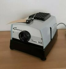 Vintage Gnome Classic 305 Slide Projector (No Bulb)