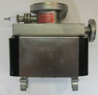 "Varian Ion Getter Pump With Magnet, VA 30 I/s Triode, 4.50"" CFF"