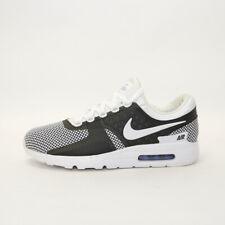 Para hombres Nike Air Max Cero Zapatillas básicas WH/negro (NF1) RRP £ 99.99