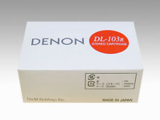 DENON Moving Coil Stereo Cartridge DL-103R MC type from Japan free shipping NEW