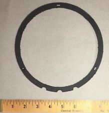 Zenith Antique Radio  Black  Repro Dial Gasket 6-3/4 inch 5S119  Chassis 5516