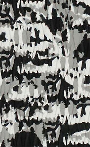 """HYDRO TURF Traction Tapis Rouleau - Coupe Diamant - Neige Camouflage 40 """" x 62 """""""