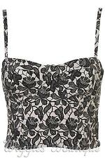 Lace Floral Topshop Tops for Women