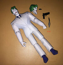 Frank Miller dark knight returns The Joker white figure Toy batman Dc multiverse