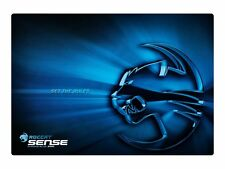 ROCCAT Sense Chrome Blue 2mm High Precision Gaming Mousepad