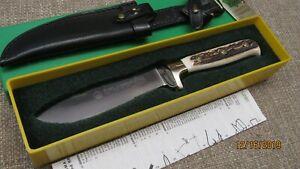 PUMA KNIFE ~ JAGD-NICKER ~ 1985