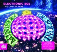 Electronic 80s - Ministry of Sound - New Double Vinyl LP