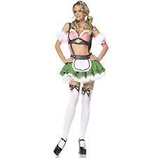 Leg Avenue Heidi Costume 53038 Green/Brown XS
