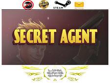 Secret Agent PC & Mac Digital STEAM KEY - Region Free