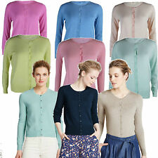 Marks and Spencer Women's Viscose Waist Length Jumpers & Cardigans