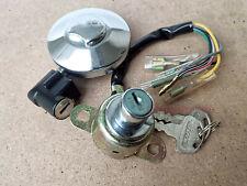 Suzuki A50 A80 A100 AC100 AS100 B120 Main Switch Set Fuel Tank Cap Steering Lock