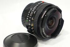 Minolta MD 16 mm f2.8 Fish-eye Objectif Pour X700 XD7 XE1 XG 5 1 appareil photo mount