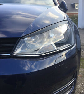 Fits VW Golf MK7 - Eye Brows Head Light Cover