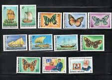 MALDIVE   ISLANDS   STAMPS   MINT HINGED     LOT 30735