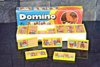 Altes Domino Ostalgie DDR VEB Plastspielwaren Tabarz  in OVP  Komplett