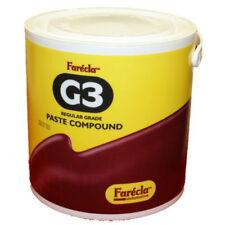 Farecla G3-3000 Regular Grade Paste Compound 3kg Cutting Car Polishing BODYSHOP