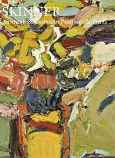 Skinner // American & European Paintings Art & Prints Post Auction Catalog 2010