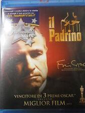 IL PADRINO - IL PRIMO FILM IN BLU-RAY NUOVO DA NEGOZIO ANCORA INCELLOFANATO!!!