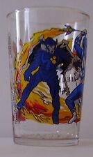 Verre à moutarde glass POWER RANGERS 1994. Blue Ranger Billy. VM503