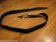 Mens Diamond supply CO GOLD navy green shine RARE belt one size adjustable scout
